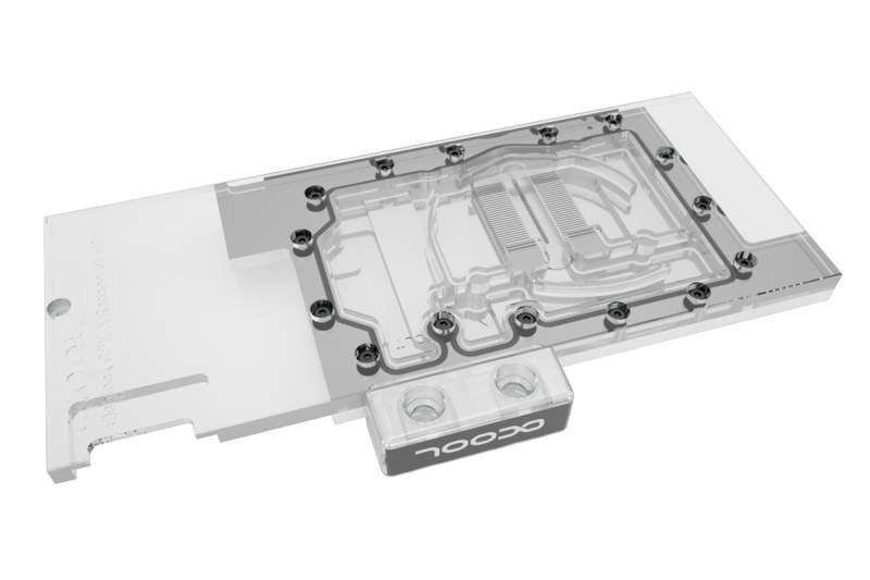 Alphacool launches the GPX-A water block for Radeon VII