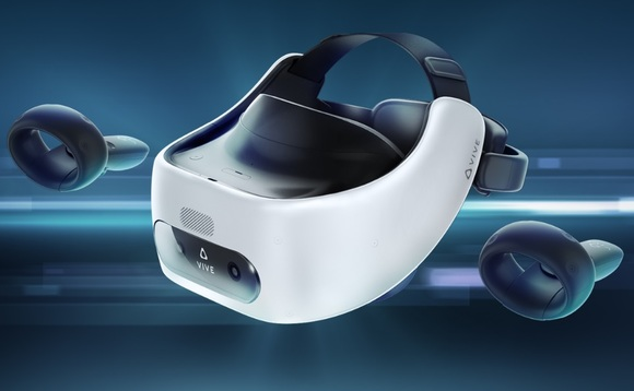 HTC Vive Focus Plus - standalone professional VR headset for 799 USD