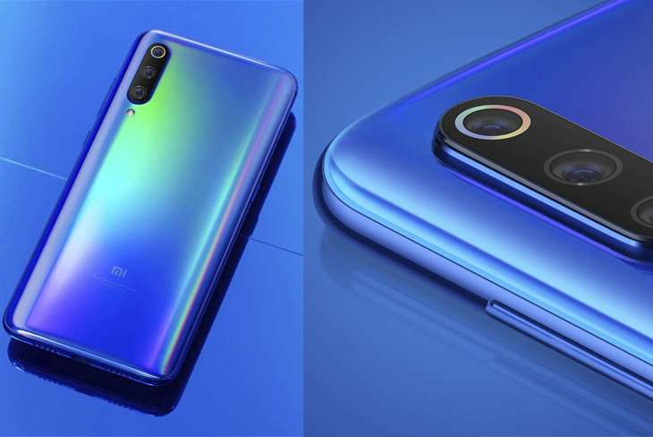 Official renderings of the new and spectacular Xiaomi Mi 9 arrive