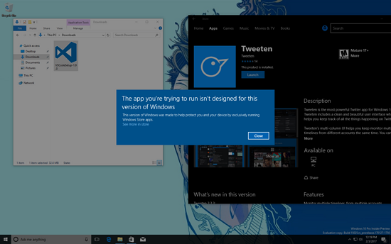 Download Windows 10 Cloud ISO From Early leaks Installation