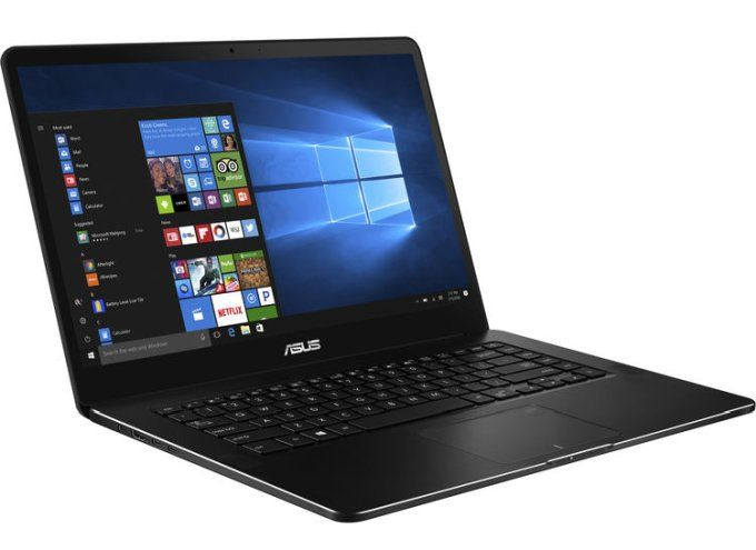 ASUS launches ZenBook Pro, lightweight gaming device with