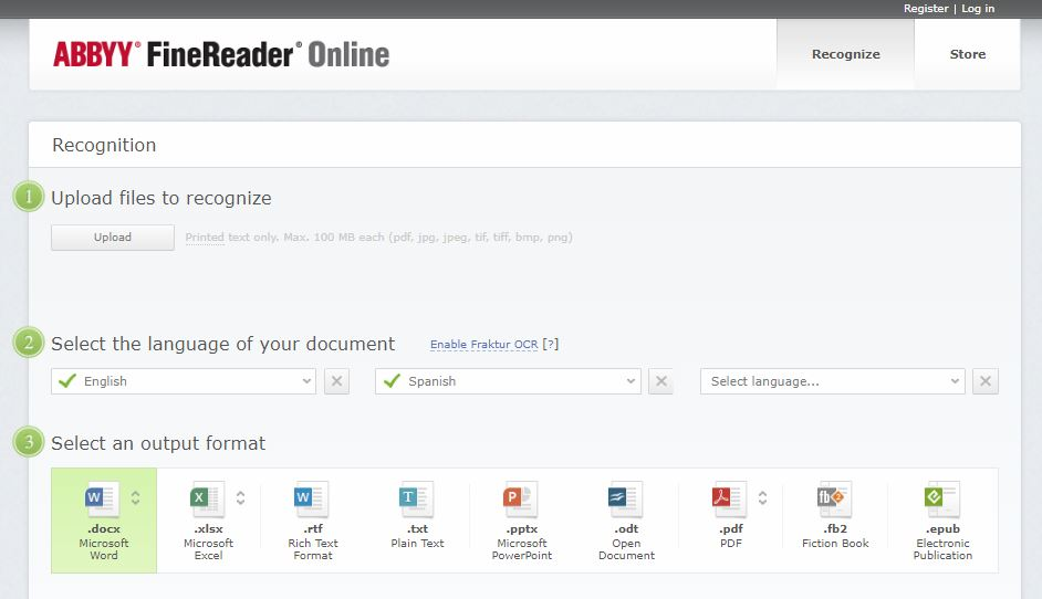 5 Online OCR Tools To Scan Your Documents Free