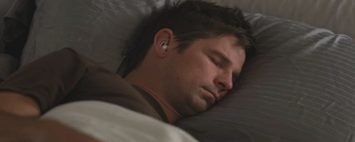 sleepbuds New Bose Headphones Silence Snoring and Other Noises for You to Sleep