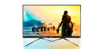 Philips presents the 35-inch 356M6QJAB / 11 monitor with FreeSync