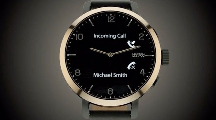 mVoice G2, a new smartwatch that bets on the most traditional design