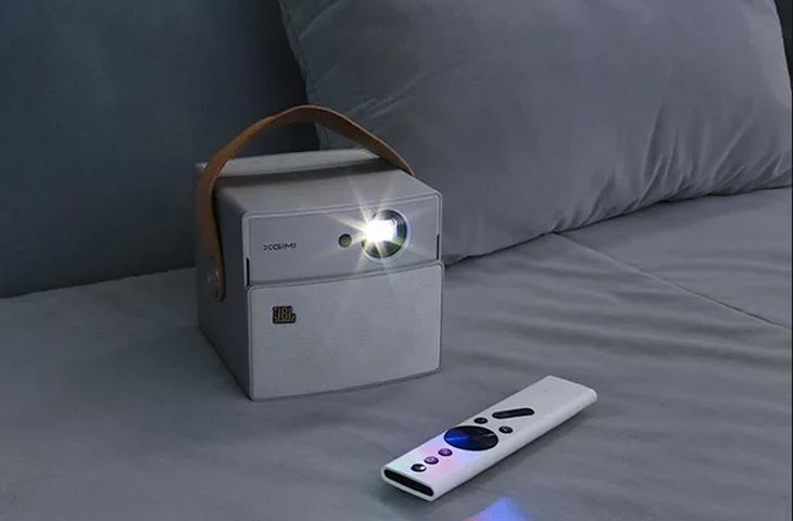 XGIMI CC Aurora: This interesting portable projector will allow you to share what you want anywhere