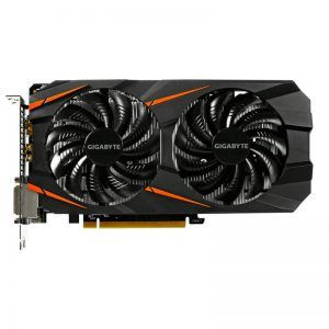 Gigabyte introduces the first GTX 1060 Windforce OC 5GB