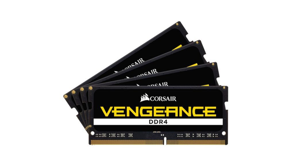 Corsair launches a new memory kit Vengeance DDR4-4000 SO-DIMM 32GB