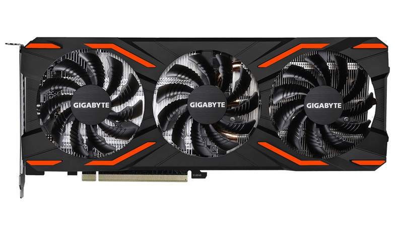 Gigabyte presents its new P104-100 4G, a new GPU for cryptocurrency mining