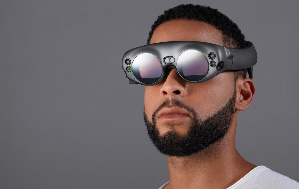 Magic Leap One: Magic Leap presents its Magic Leap One glasses for Augmented Reality
