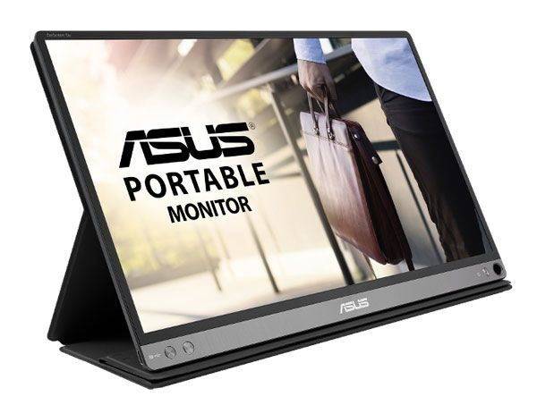 Asus ProArt PQ22UC and ZenScreen Go MB16AP, portable monitors