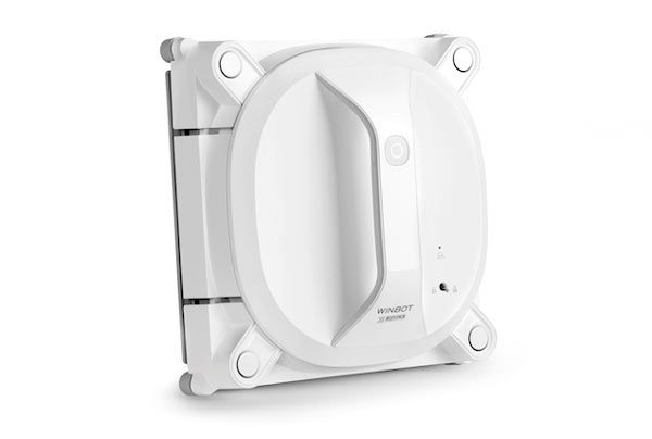 Ecovacs WINBOT X, a wireless window cleaning robot
