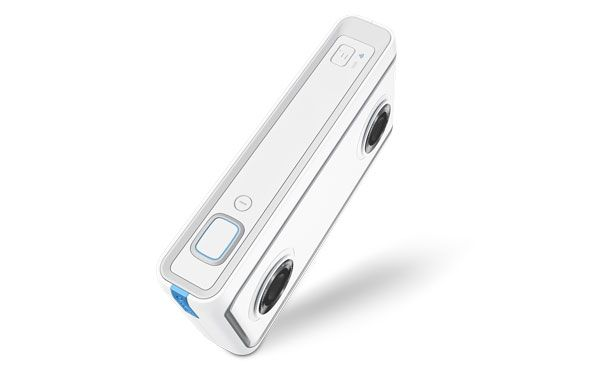 Launch Lenovo Mirage Camera features