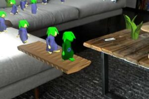 HoloLens – Top of the Best Games and Applications of the