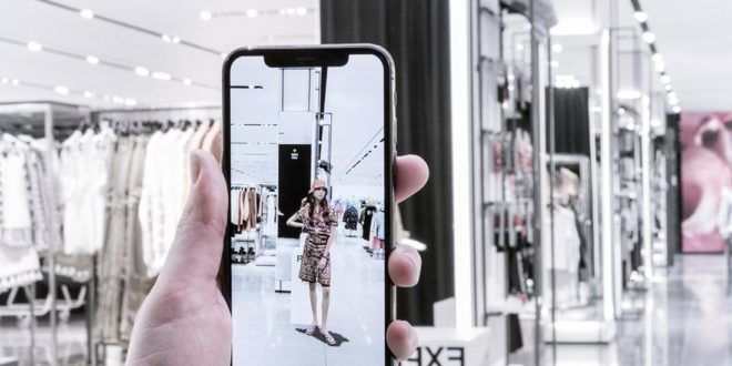 Zara deploys augmented reality in its stores