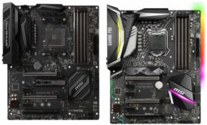 First images of the MSI X470 Gaming Pro Carbon AC – OptoCrypto