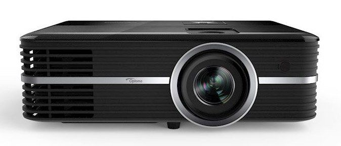 Optoma Ultra-High Definition UHD51 4K Home Cinema Projector with Full 3D