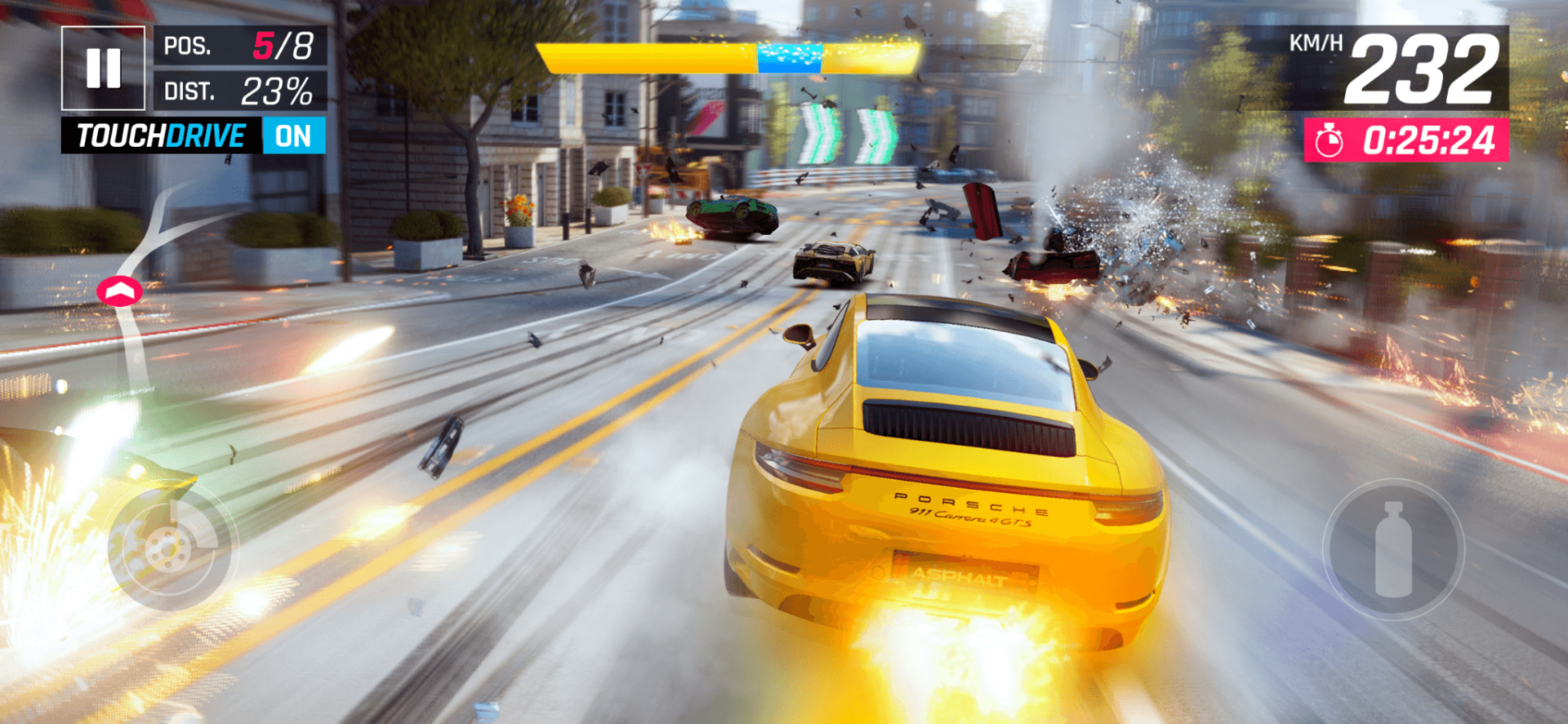 Asphalt 9: Legends coming soon on Android, iOS and Windows
