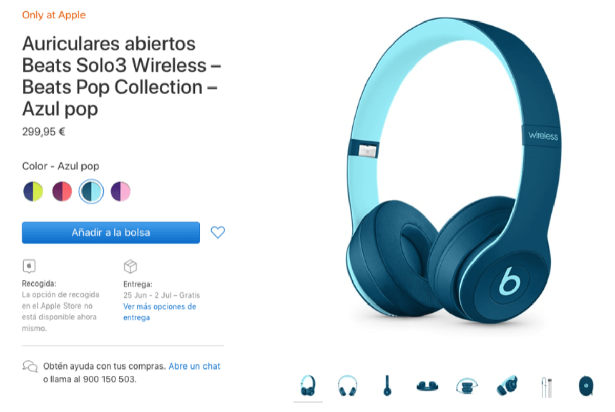 These Are The New Beats Solo 3 And Powerbeats 3 Pop Collection From Apple Optocrypto