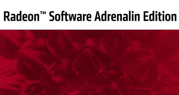 Radeon Software Adrenalin 18 6 1 is here, what's new