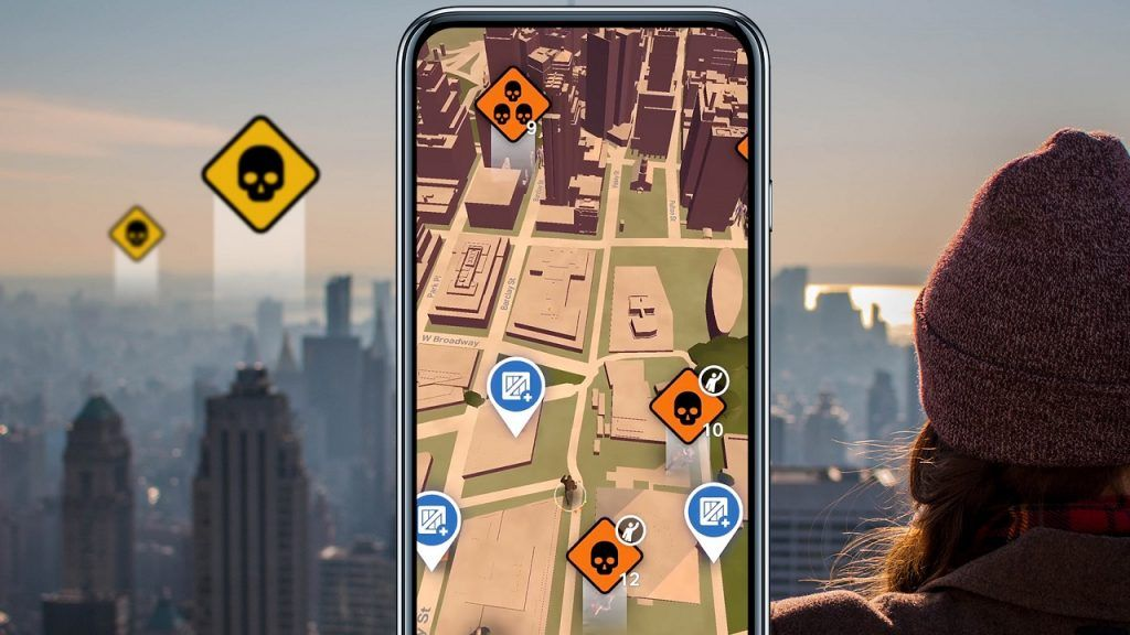 The Walking Dead: Our World - Pokémon Go with Zombies ... on game of thrones google map, dallas google map, the walking dead tv map, the walking dead minecraft map, graceland google map, silicon valley google map, the walking dead world map, nebraska google map, united states google map,