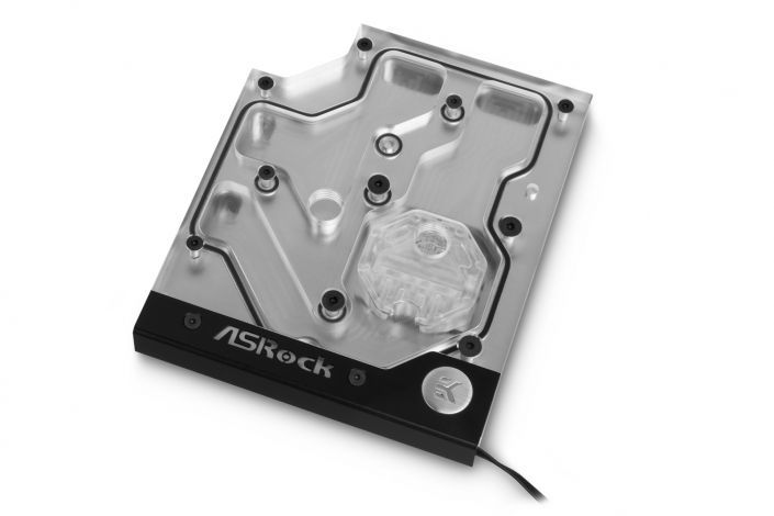 EK launches a monoblock for the ASRock Fatal1ty X470 gaming