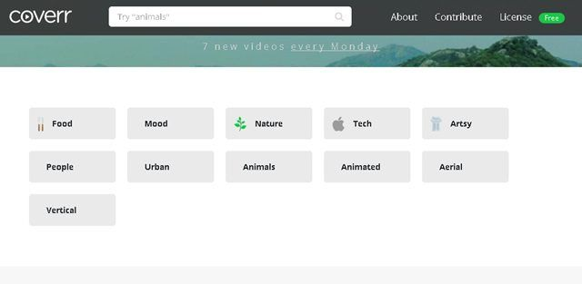 Coverr A Website For Downloading Free Copyright Videos