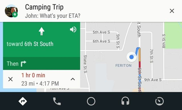 Google Android Auto is updated with new design and preview – OptoCrypto