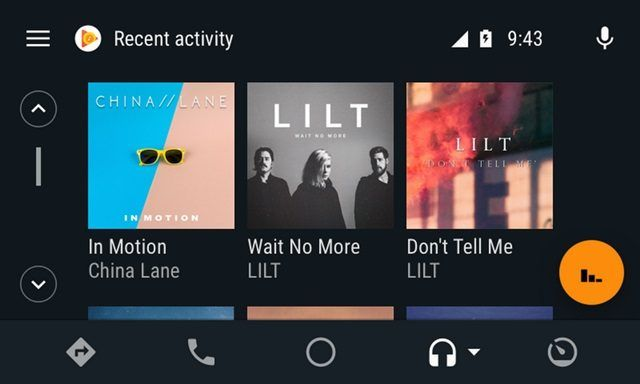 Google Android Auto is updated with new design and preview