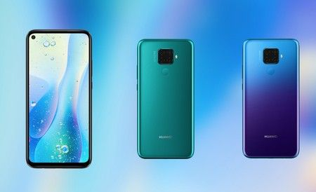 Huawei Nova 5i with Quad-Camera and Kirin 810 Launched
