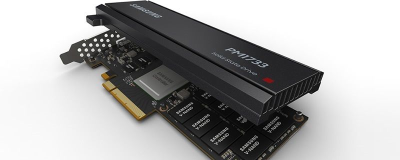 Samsung introduces PM1733 SSD PCIe 4.0 drives with up to 8 GB/s