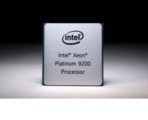Intel Xeon 9200 with 56 cores, Cooper Lake Architecture