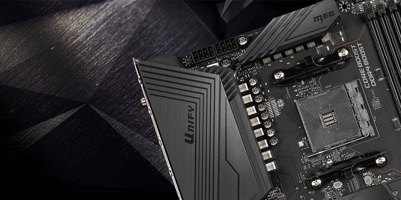 GIGABYTE AMD B550 and Intel Z490 motherboards revealed at EEC