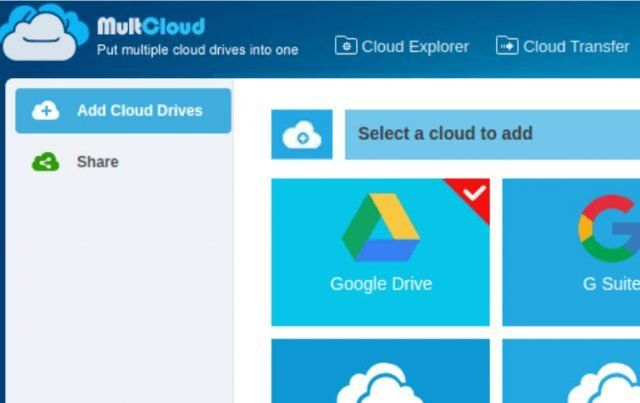 Download files directly to a cloud storage