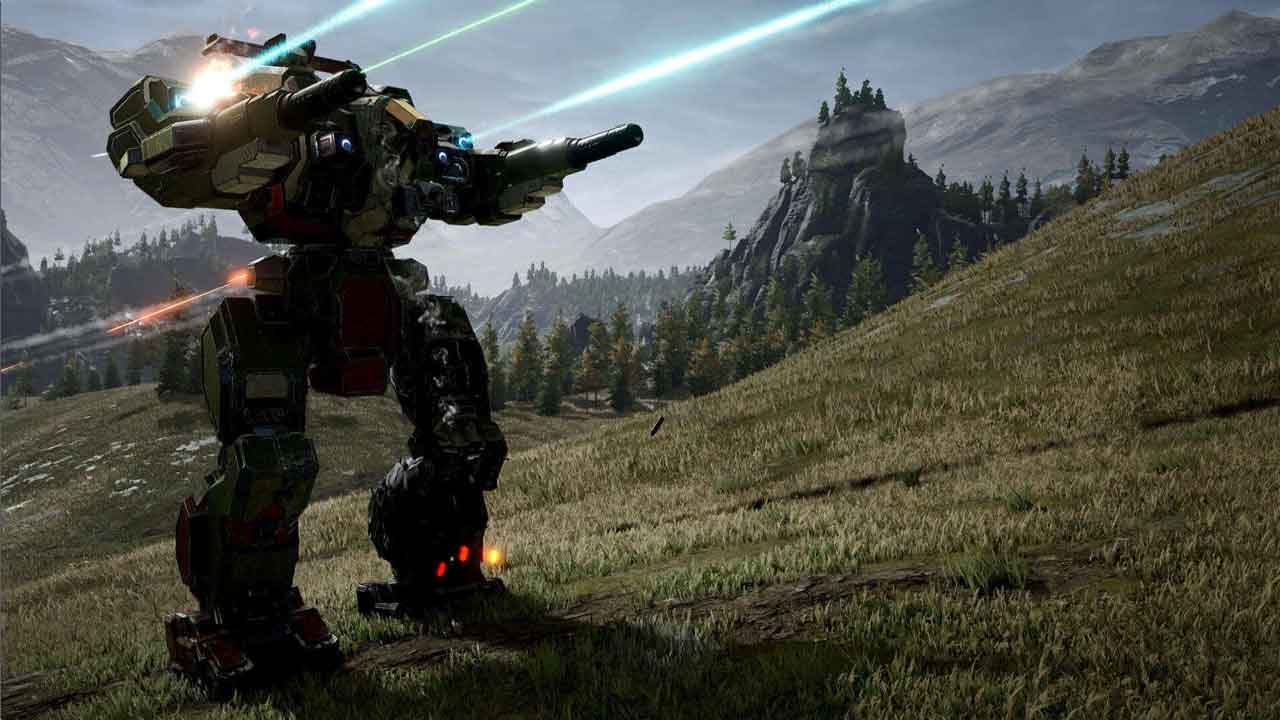 MechWarrior 5: Mercenaries incorporates support for Ray-Tracing