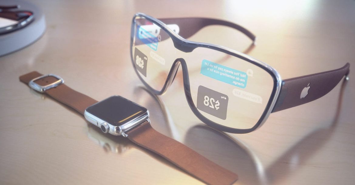 There have been some discussions recently about the augmented reality glasses that Apple is working on. The American brand is still in development, although there is more data on when we can expect its launch. It would be in the first half of 2021 when the American brand would finally put them on sale.