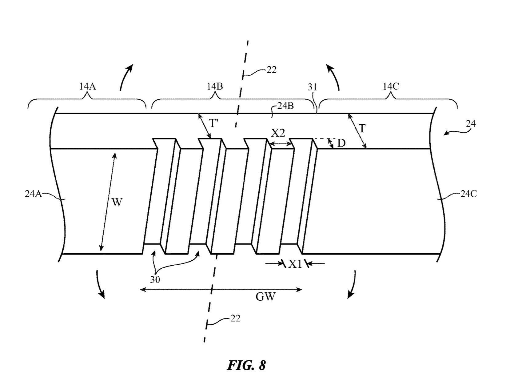 Apple patents a new type of glass for a foldable iPhone