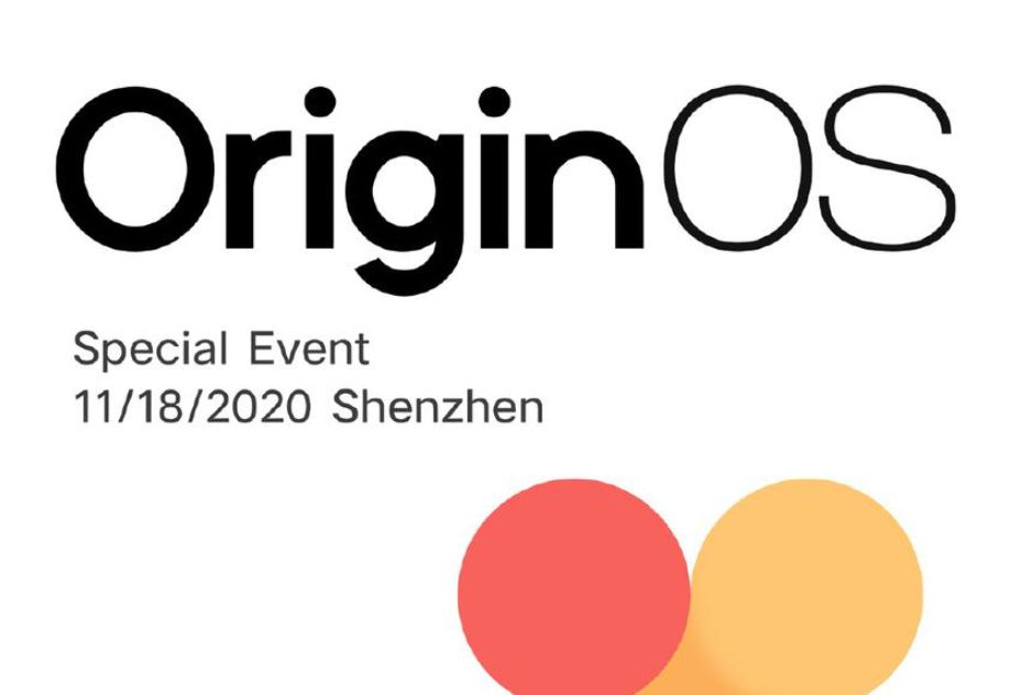 Vivo to Unveil OriginOS on 18th November